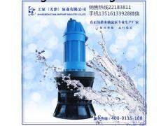 耦合式潜水轴流泵