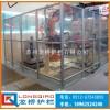 宜春機械手安全圍欄機器設備隔離圍欄鋁型材加有機玻璃