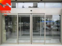 濮陽鴻發感應玻璃門自動平移門