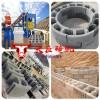 排污檢查井磚機/混凝土井壁模塊設備/全自動窨井磚機設備