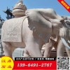 嘉祥汉鼎 石雕大象 汉白玉大象 技艺精湛 厂家直销 价格优惠