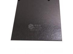 仿高比不銹鋼彩色板 真空電鍍不銹鋼亂紋黑色 納米色油防指紋