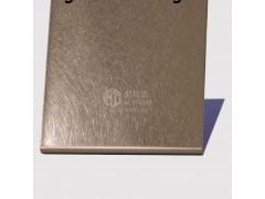 彩色不銹鋼電鍍玫瑰金板 不銹鋼亂紋玫瑰金 防指紋加工