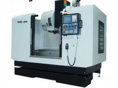 三线滚柱VMC850立式加工中心山东金雕数控