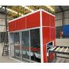 抗腐蚀性强外墙保温装饰板喷涂室设备厂家内蒙古硕丰