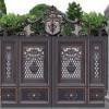 日产在线播放视频在线观看铝艺大门 欧式庭院大门 平开门 小型简约别墅门