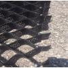 錨桿固定土工格室道路路基加固蜂巢約束系統