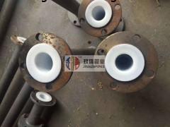 衬聚四氟复合钢管/选型标准/耐冲击性能/专业厂家