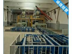 FS外墙保温防火一体板设备厂防火免拆板打孔机价潍坊安丘