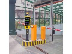 栅栏道闸绿骋地坪环氧薄涂交通设施环氧自流平