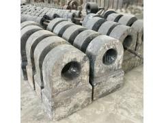 制砂机配件破碎机锤头粉碎机高铬锤头上海铸韵锤头