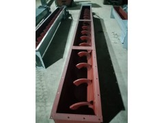 GL型管式螺旋輸送機整機噪音低進出料口位置布置靈活
