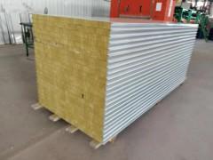 岩棉净化彩钢板(A级防火板)