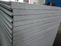 硅岩净化彩钢板(A级防火板)