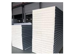 聚氨酯净化彩钢板(B级防火板)