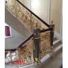 昌平仿金銅樓梯扶手制作設計
