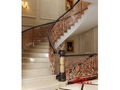 天津市和平區奢華銅樓梯欄桿產品價格