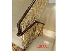 武清會所銅樓梯扶手產品參數