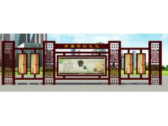 校园宣传栏 社区宣传栏 广告牌 徐州宣传栏