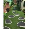 厂家直销花园脚踏石 庭院踏步石 草坪垫脚石 园林景观汀步石