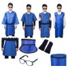 防辐射铅衣服 铅衣服生产厂家 CT DR 牙科铅衣服量大从优