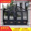 18 韩国主播免费vip视频铝合金非标大门 别墅大门尺寸 不锈钢大门生产商