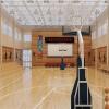 重庆体育木地板篮球馆羽毛球馆舞台专用木地板防滑