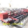 三滾軸震動提漿攤鋪機水泥地面鋪平機混凝土振動梁