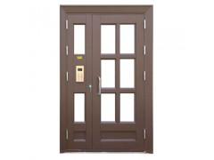 廠家供應小區樓宇門 不銹鋼單元門 單元對講門 專業安裝