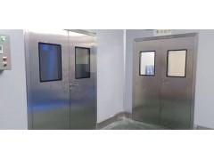 不锈钢洁净门的性能优势有哪些