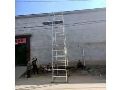 鋁合金移動梯車鐵路梯車 鋁合金梯車 單邊梯車