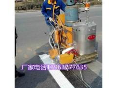 車載式熱熔涂線機駕校地面熱熔標線機馬路劃線車