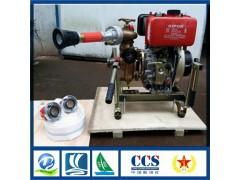 柴油机65CWY-40船用应急消防泵 船检认可CCS