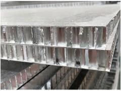 铝蜂窝板隔热防潮防腐铝合金复合板材门芯填充板背板隔断板家具板