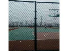 框架篮球场围网 绿色足球场围网 学校网球场围网厂