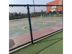 生產網球場圍網 pvc浸塑籃球場圍網廠 運動場圍網規格