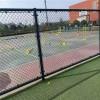 生产网球场围网 pvc浸塑篮球场围网厂 运动场围网规格