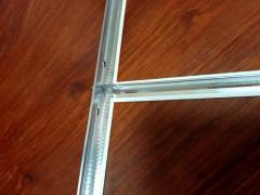 珠海凹槽烤漆龍骨廠家批發-22型防銹烤漆龍骨吊頂