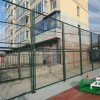 河北浸塑運動場圍網 框架足球場圍網 籃球場防護網廠