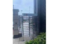 武漢單通閘門 學校出入口用單通閘門
