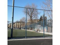 籠式足球場圍網 籃球場圍欄安裝方案 體育場防護網銷售