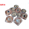 PVC圓形IC透明卡 各種直徑尺寸
