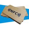天然環保木質竹木IC卡RFID門禁卡會員卡積分卡名片卡