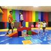 少兒體能課訓練360定制塑膠地板 來樣定制地膠