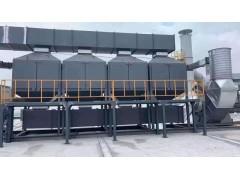 CO催化燃燒設備處理VOC有機廢氣工藝流程 東莞鼎力環保公司