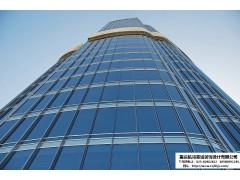 四川成都市玻璃幕墻維修|成都市外墻玻璃設計|重慶航鴻幕墻公司