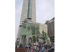 陜西西安市玻璃幕墻維修|西安市外墻玻璃設計|重慶航鴻幕墻公司