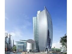 重慶北碚區玻璃幕墻維修 北碚區外墻玻璃設計 重慶航鴻幕墻公司