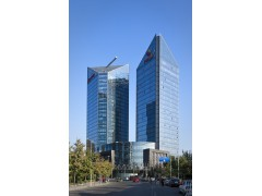 重慶大渡口玻璃幕墻維修 大渡口外墻玻璃設計 重慶航鴻幕墻公司
