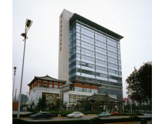 西安市碑林区玻璃幕墙维修|碑林外墙玻璃设计|重庆航鸿幕墙公司